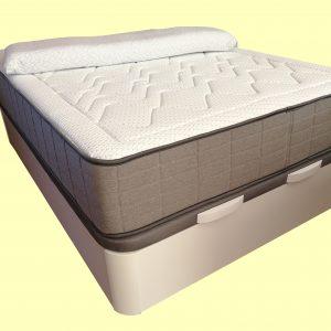 pack canapé y colchón premium 135x200