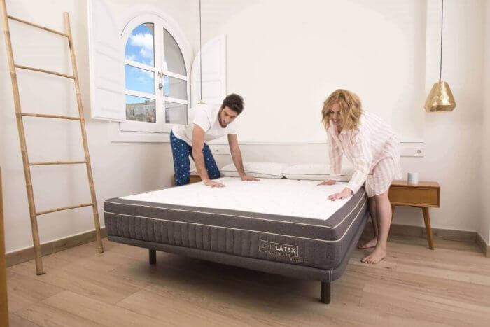 correcta medida del colchón