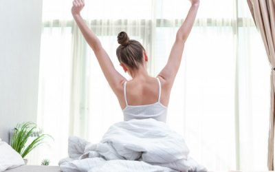 Tips para levantarse con energía