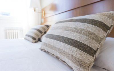 ¿Cómo lavar almohadas?