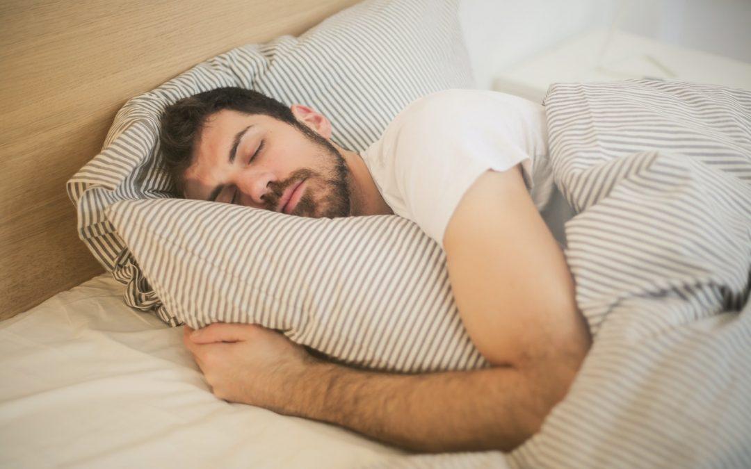 horas recomendadas de sueño